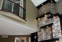 Dream Home: Fireplaces