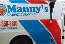 Manny's Carpet Cleaning / Carpet Cleaning Before and After Pictures