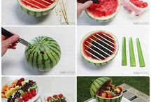 Watermelon carving / by Enna anders