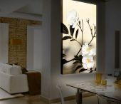 CUADROS RETROILUMINADOS / Propuestas e ideas para decorar tu hogar con originales cuadros con iluminacion LED.