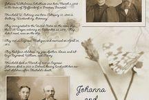 Family history ideas
