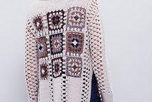 blusas de croche