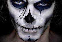 Maquiagem para Halloween / Principais Maquiagens