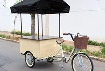 carrito de tamales