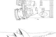 hand tech drawing