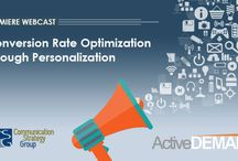Marketing Webcasts / Webcasts with the focus on Marketing Automation
