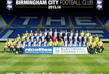 Blues first team squad photo's