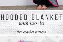 Crochet blanket ❤