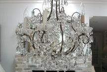 chandeliers/ prisms *sigh* / by Diane Boren