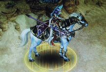 Horse Collection / it just for fun, my collection on Wartune R2 Games