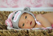 Crochet Hats / by Shannen LaPlante