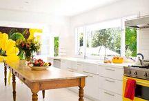 kitchen  / by Jessica Healy