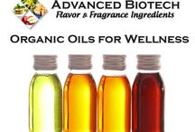 Organic Oils for Wellness / Advanced Biotech produces 15 Organic Oils for Wellness. Natural Oils are produced in from plants, animals, and other organisms through natural metabolic processes.