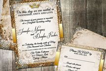 invitations / by Michelle Brooklyn