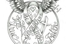 Memorial Tattoos for Ben / Various tattoos that I liked all or part of as possible components for a memorial tattoo for my son.