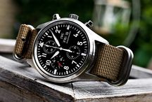 Timepieces / by John Morillo