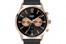 Henry London Watches / Vintage inspired watches