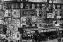 Vintage American Topography