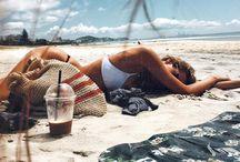 fotos na praia