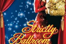 Strictly Ballroom Shoot
