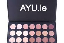 Brushes & Palettes / Introducing our brand new AYU brushes and palettes at even more affordable prices.