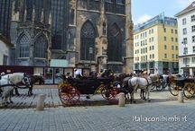 Vienna / Idee per un viaggio in famiglia a Vienna