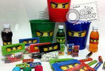 For a friend...Lego  Ninjago / by Amanda Aysen