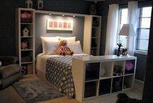 bedroom / by Jen Gilbertson