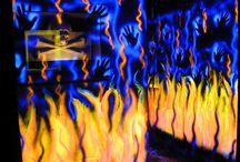 3D haunt/psychedelic paintjobs
