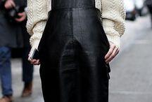 Street style fashion styling