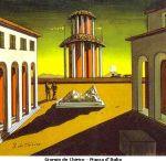 De Chirico / Architecture surrealist