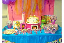 Sarah Baby Shower / Candy Land Theme / by Marie Lester
