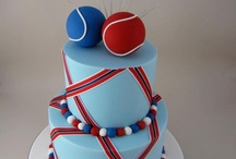 Sport Cakes / by Jay Churches