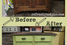 Furniture Redo Ideas / by Laura Gossman