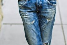 jeans outfit / Jeans always in trend
