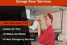 Garage Door Services / Secure for Sure are in the business for more than 12 years and cover all the aspects of the garage door services from general maintenance and adjustments, broken spring and cable replacement to garage door repair and replacement.