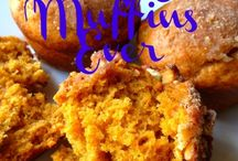 Muffin recipes for the kids / by Jonna Meyers