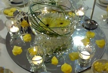 Simple centre pieces