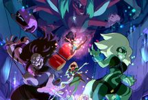 Steven Universe Fusions
