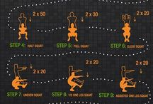 Start over-workouts