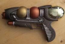 Steampunk gun mod