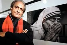 Raghu Rai / Born 1942 in Punjab, todays Pakistan. Rai is a Magnum photographer and protege of Henri Cartier-Bresson.