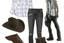 outfits TWD