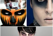 Halloween Make-up Ideas For A Horror Aroused Male