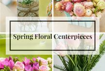 Spring / Seasonal details for Spring - food, drinks, crafts, decor and more!