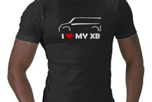 Scion XB T-shirts / Shirts for the Scion XB owner