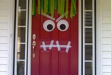 Halloween decor / by Pam St Lawrence