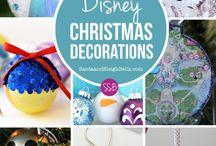 Disney: Ornaments