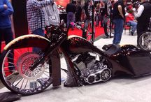 """Bagger 32"""" project / Some awsome 32"""" wheel baggers..."""