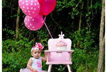 Shoot: First Birthdays / by Esme Ramirez